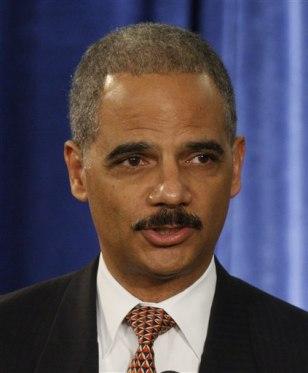 Image: Attorney General-designate Eric Holder