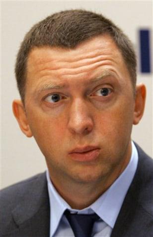 Image: Oleg Deripaska
