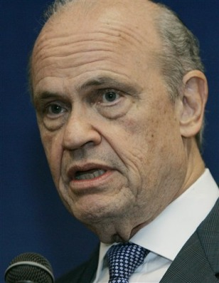 Image: Former Sen. Fred Thompson, R-Tenn.