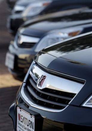 Image: 2009 Saturn cars