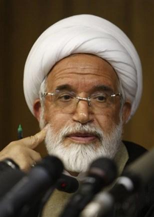 Image: Mahdi Karroubi