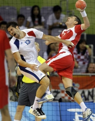 Beijing Olympics Handball Men
