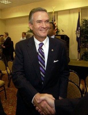 FormerSen. John Breaux, D-La.