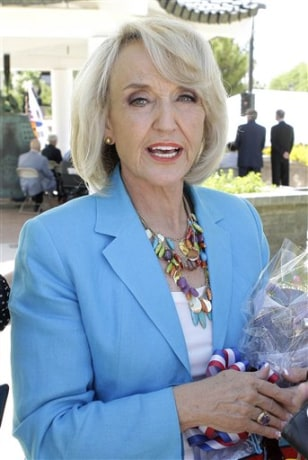Image: Jan Brewer