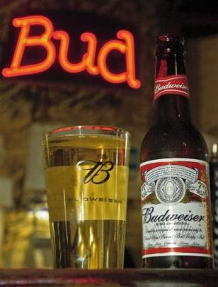 Image: Budweiser beer