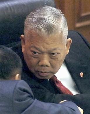 Image: Thai prime minister