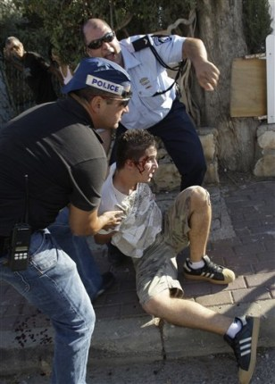 Image: Israeli arrested