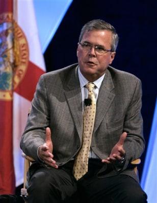 Image: Former Florida Gov. Jeb Bush