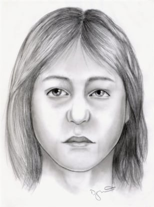 Image: Composite sketch of murder victim