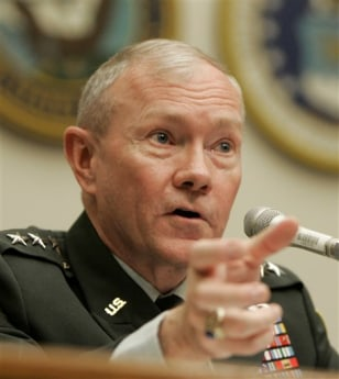 IMAGE: Army Lt. Gen. Martin Dempsey