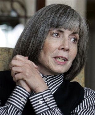 Image: Anne Rice