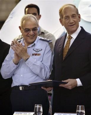Image:Dan Halutz, Ehud Olmert