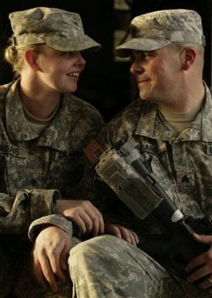 Iraq Combat Marriages