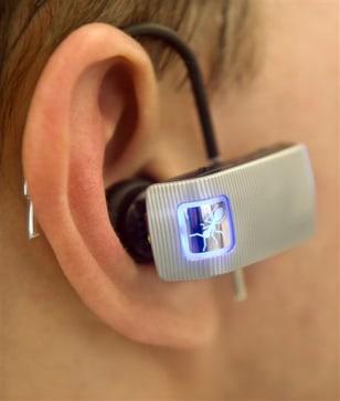 Image: BlueAnt V1 headset