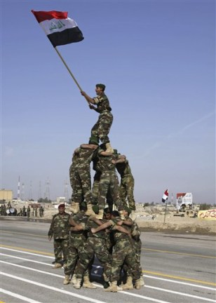 Image: Iraq Army Day