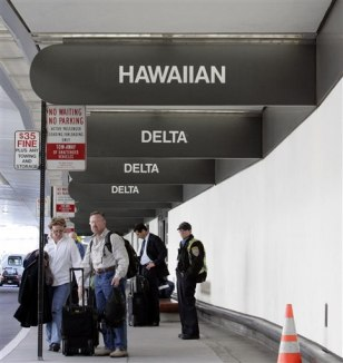 Image: Hawaiian Airlines sign