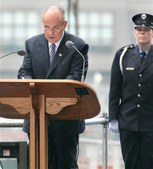 IMAGE: Former New York Mayor Rudy Giuliani