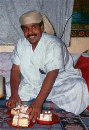 Image: Bin Laden's driver