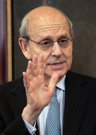 Supreme Court Justice Stephen G. Breyer