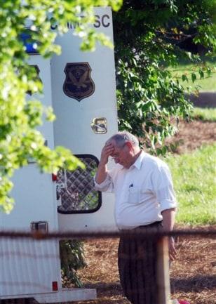 Image: Athens Clarke-County Coroner Sonny Wilson