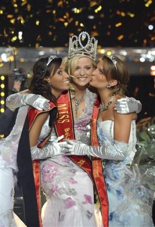 Image: Miss Belgium