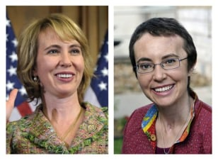 Image: Gabrielle Giffords