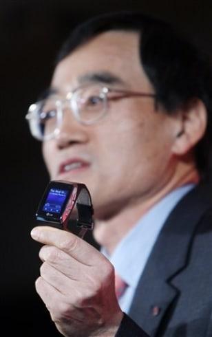 Gadget Show Wristphone