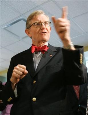Image: Ohio State University President Gordon Gee