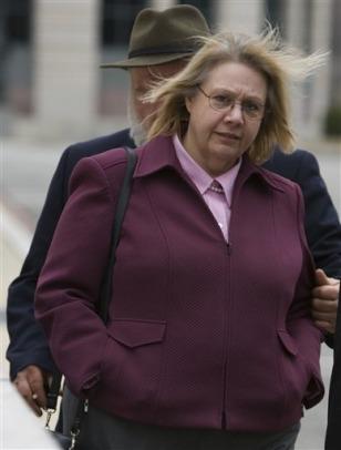 Image: Ann Copland, ex-aide to Sen. Thad Cochran, R-Miss.