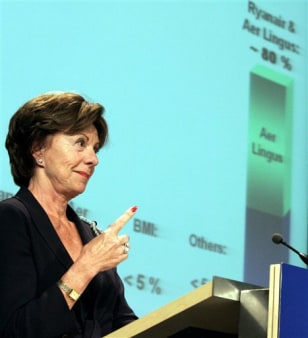 EU Commissioner Kroes
