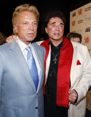 IMAGE: Siegfried and Roy