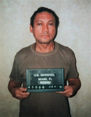 Image: Manuel Noriega