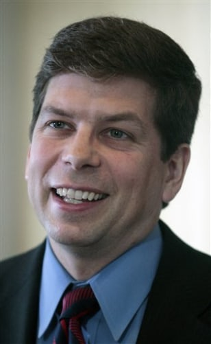 IMAGE: Anchorage Mayor Mark Begich