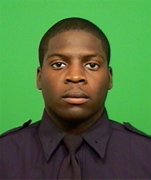 Image: Officer Omar J. Edwards