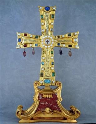 Image: Restored Crux Vaticana