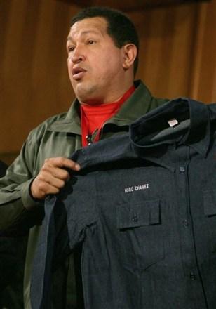 Image: President Hugo Chavez
