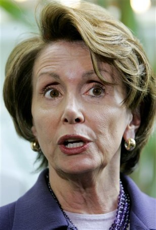 House Speaker Nancy Pelosi, D-Calif.