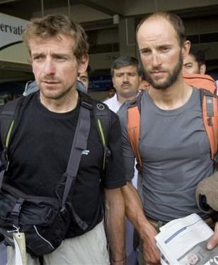 Pakistan Italian Climbers