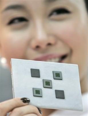 Image: LG Electronics 4G Chip