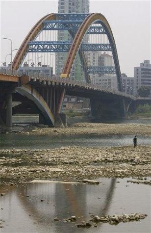 Image: Fujiang River