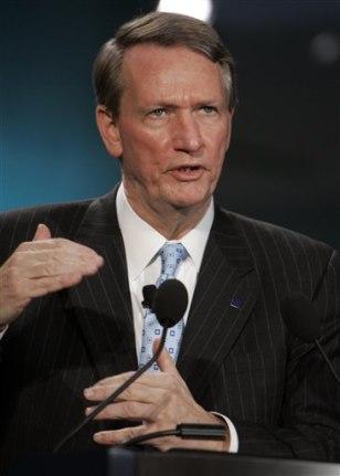 Image: General Motors Corp. CEO Rick Wagoner