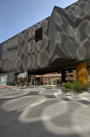 Image: The Nevada Museum of Art in Reno