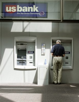 Image: US Bank ATM
