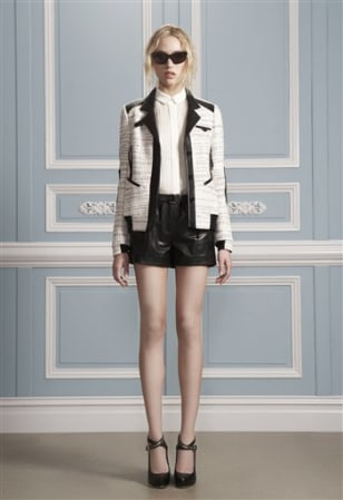 Image: A look from Jason Wu's resort 2012 collection