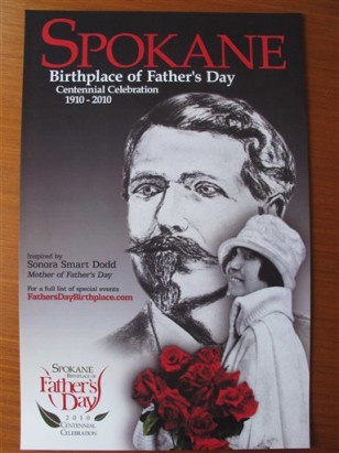 Image: Father's Day Centennial poster