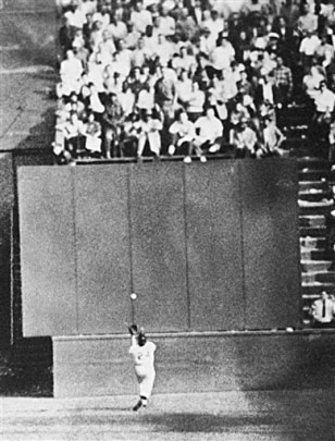 Image: Willie Mays