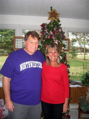 Image: Susan Preston, right, is photographed with Bruce Dodds in her Richmond, Ind., home