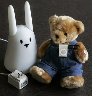 Image: Tech test of cute gadgets