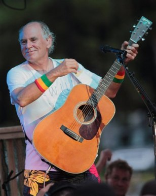 Image: Jimmy Buffett