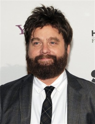Image: Zach Galifianakas